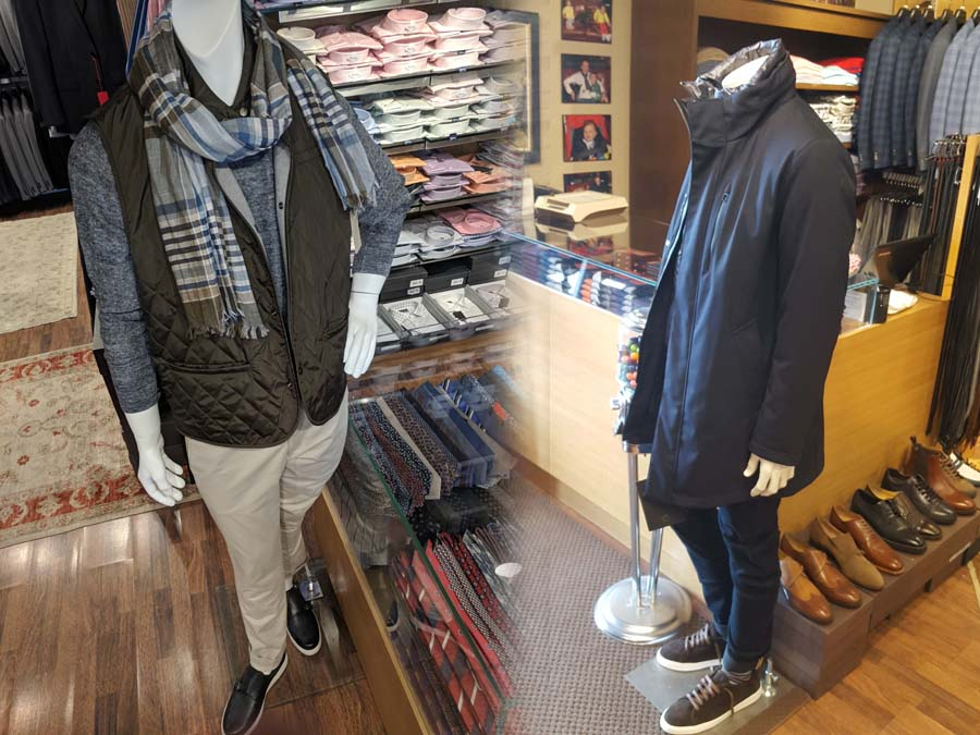 business casual clothing toronto