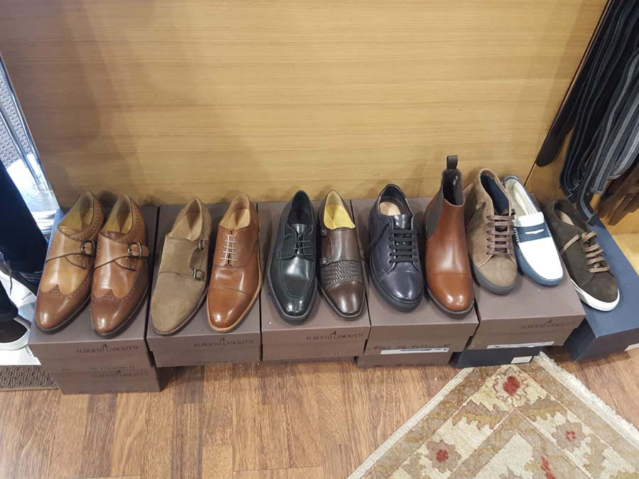casual and dress shoes toronto