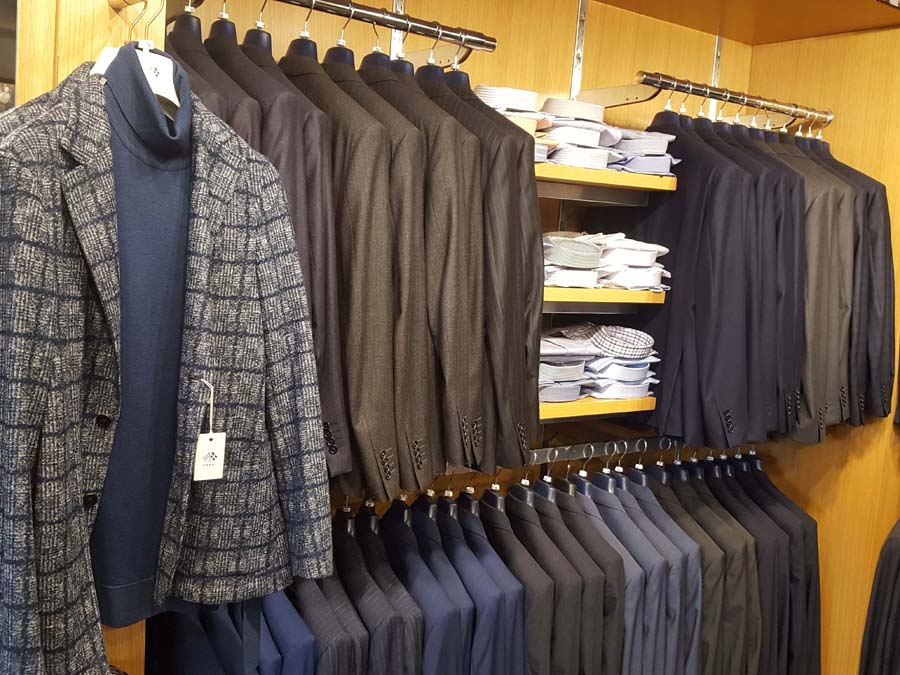 suits and jackets toronto