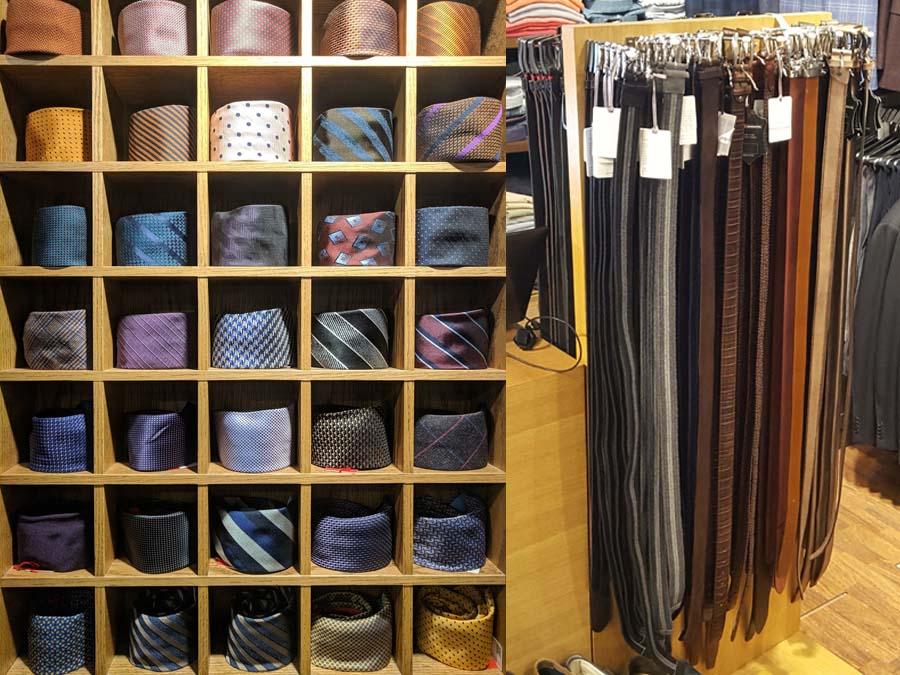 ties & belts toronto